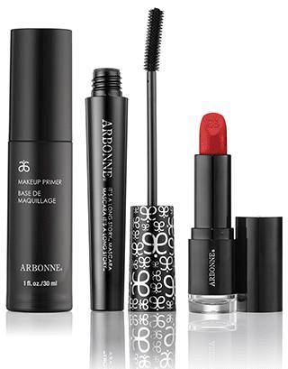 Arbonne makeup Edinburgh