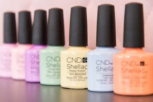 CND Shellac Nails Edinburgh