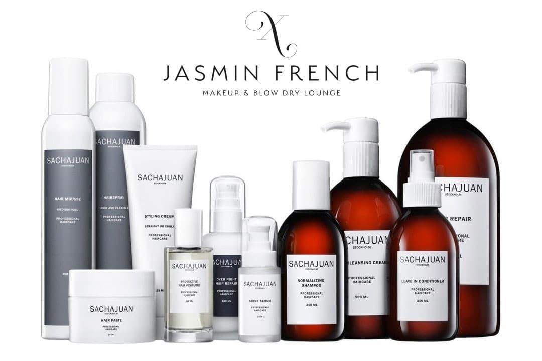 JasminFrench Edinburgh Stockist-of the Luxury Brand Sachajuan