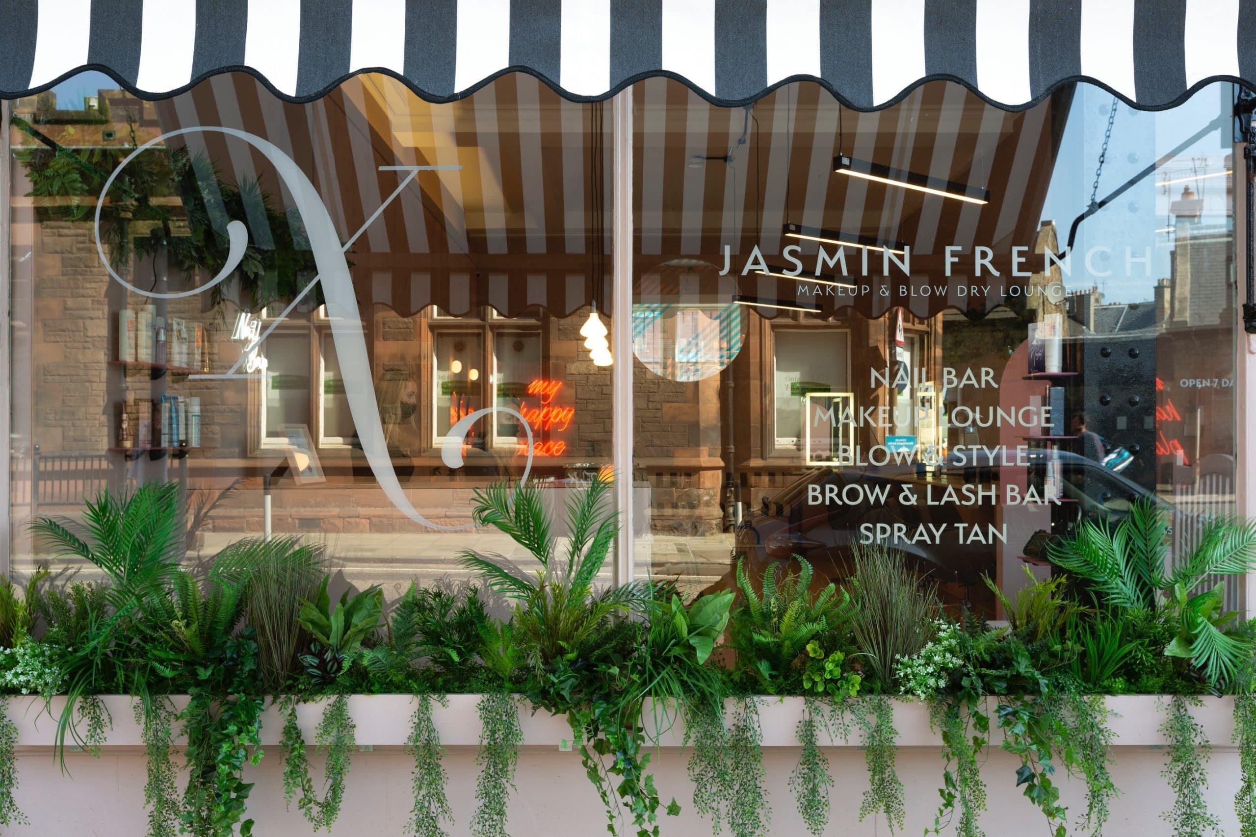JasminFrench New Salon Edinburgh