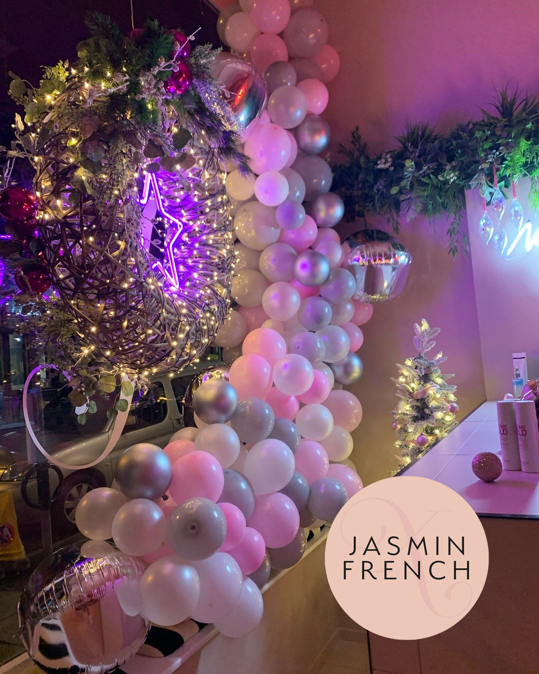 JasminFrench are 4 years old!