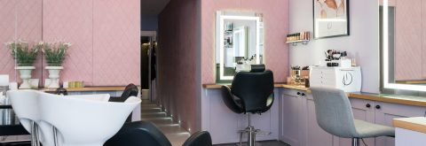 Edinburgh's Makeup & Blow Dry Lounge